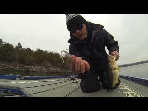 Winter Fishing On Table Rock