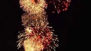 АРТИЛЛЕРИЙСКИЙ САЛЮТ - 9 Мая 2014 - День Победы в Волгограде(КАНАЛ