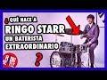 ¿Qué hace a RINGO STARR un Baterista EXTRAORDINARIO? | Radio-Beatle