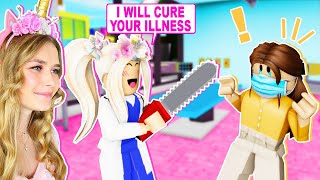 BECOMING THE WORST DOCTOR IN BROOKHAVEN! (ROBLOX)