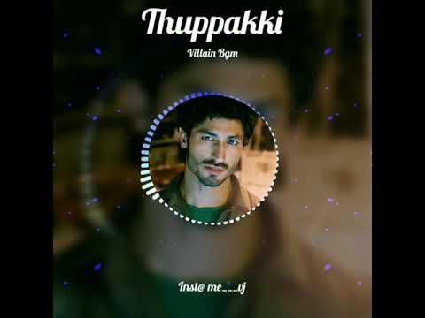 Thuppakki Villan BGM | Mass BGM