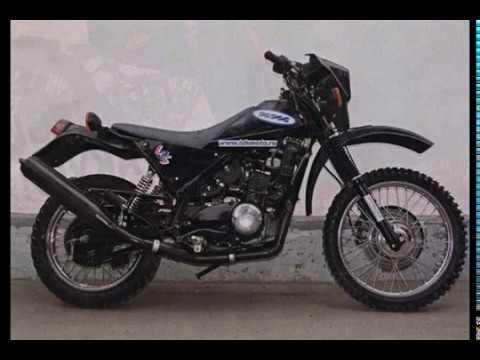 Редкий мотоцикл ИЖ не вошедший в серию [ ИЖ 6.903-Кросс/эндуро]  [ IZH 6.903-Cross/Enduro]