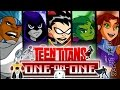 Teen Titans Go! ONE-ON-ONE | Cartoon Network Game 4 Kids