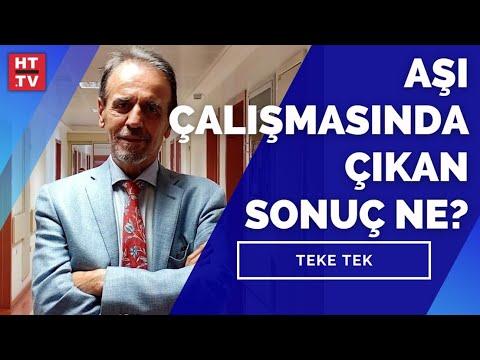 Teke Tek'te Prof. Dr. Mehmet Ceyhan ile salgında son durum konuşuluyor... #CANLI
