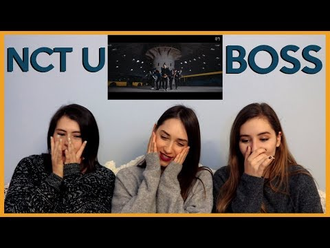 NCT U - BOSS MV REACTION