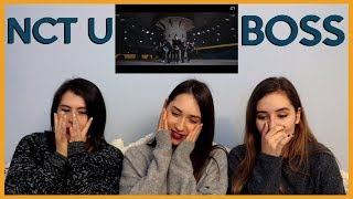 NCT U - BOSS MV REACTION