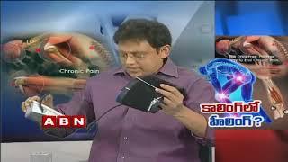 Babu Gogineni Breaks Fake Pranic Healers in LIVE Debate   Healing Through Calling   ABN Telugu