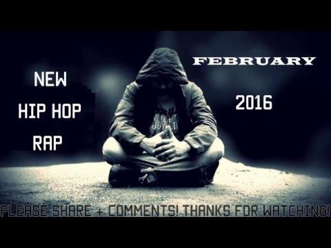 New Hip Hop Rap Songs February 2016  Best Club Music Hits Mix #1