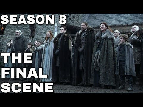Game of Thrones Season 8 Final Scene of the Series! - Game of Thrones Season 8 Ending