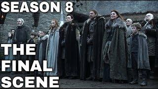 Game of Thrones Season 8 Final Scene of the Series! - Game of Thrones Season 8 Ending