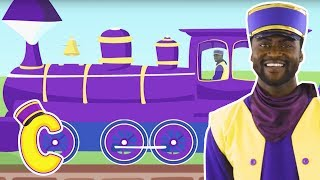 Choones The Train Driver Sings Steam Train Song 💛 Songs For Kids With Lyrics - New Nursery Rhymes