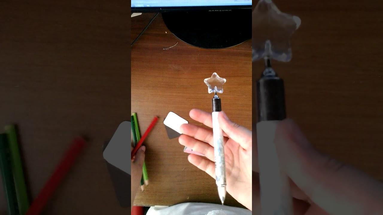 Karpuz şeklinde kitap ayracı yapımı / Oyun tüneli /