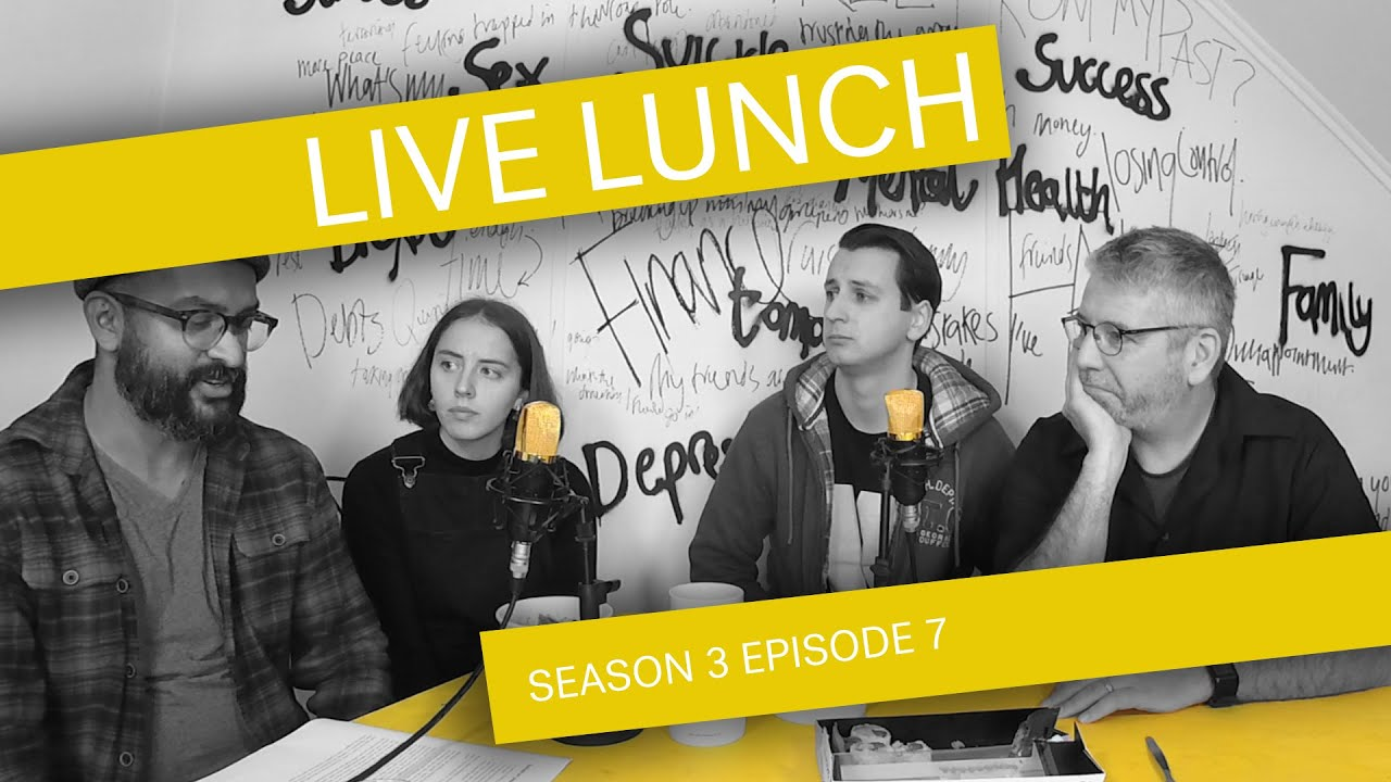 Suicide | #Livelunch - Season 3 Episode 7 Cover Image