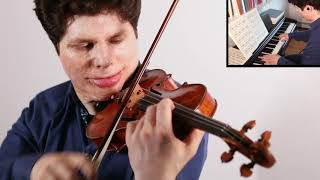 Augustin Hadelich plays Saint-Saëns Introduction and Rondo Capriccioso