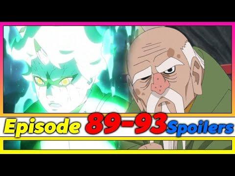 Boruto Episode 89-93 Spoilers - YouTube