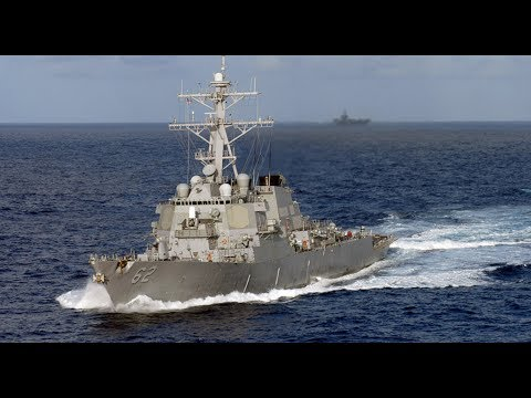 "Breaking News: ""USS Navy Fitzgerald Crashes Into Cargo Ship 7 Navy Sailors Missing"""