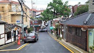 Seoul City Tour 서울 창덕궁 주변 원서동 …