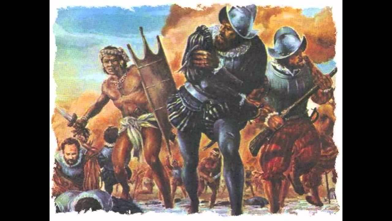 conquistador gold