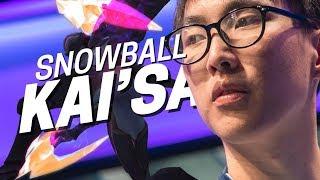 Doublelift - SNOWBALLING KAI'SA | TSM COSPLAY