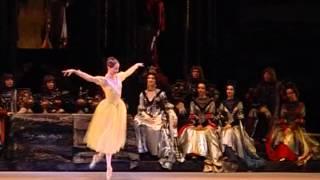 Swan Lake Pas de Trois Variations - Andrienko & Krysanova