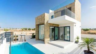 Modern design villas in Ciudad Quesada