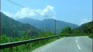 NJP Siliguri to Gangtok by Car via NH10 - Part 3 (Rangpo to Gangtok)