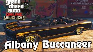 GTA V Online DLC Lowriders: Tunando o Albany Buccaneer com SubWoofer