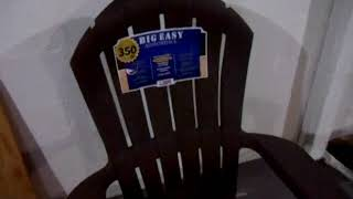 Bryan Gets An Adams Big Easy Adirondack Chair