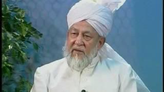 Liqa Ma'al Arab 11th March 1997 Question/Answer English/Arabic Islam Ahmadiyya