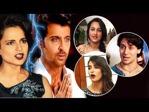 Bollywood SUPPORTS Hrithik Roshan In Kangana's Controversy