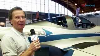 @FlyEurope.TV - AERO 2014 - MAURIZIO CHELI - CFM AIR