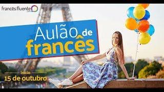Aulão de Francês - Evento 100% Online e Gratuito