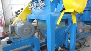 видео Оборудование для переработки пластмасс