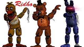 [FNAF-BLENDER] All Withereds voices [500 subs SPECIAL]