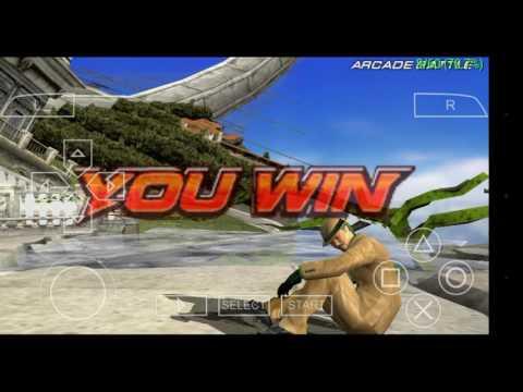 Tekken 6 ppsspp optimal settings no lag