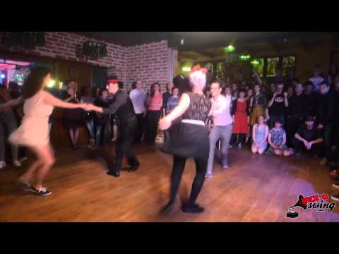 ZAGREB SWING Bday JAM 2015