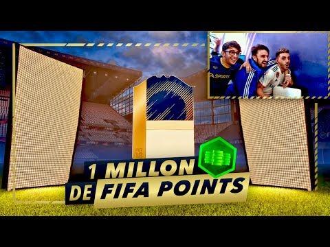¿3 ICONOS? - ME GASTO 1 MILLÓN DE FIFA POINTS EN FIFA 18