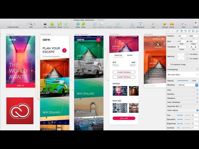 What's new in Adobe XD? - Become a better app designer