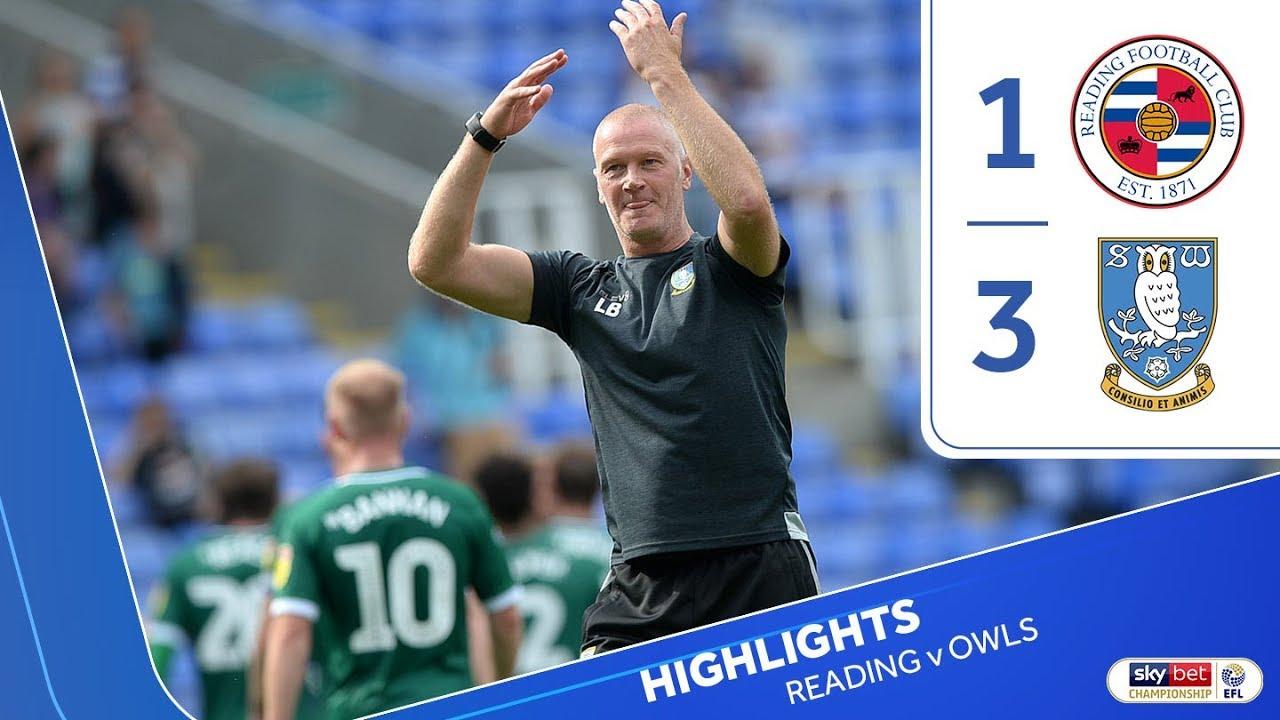 Reading 1 Sheffield Wednesday 3 | Highlights | 201920