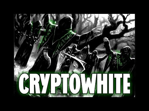 My New Competitive Standard MTG Deck: Cryptowhite