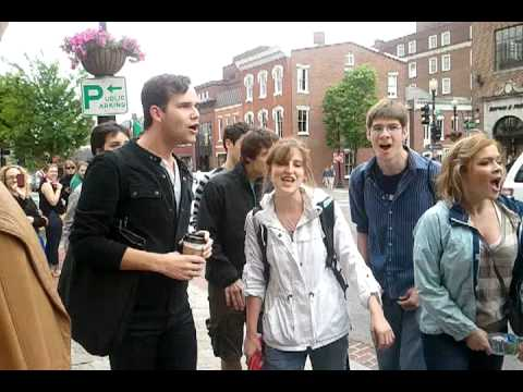 Georgetown University A Cappella Group