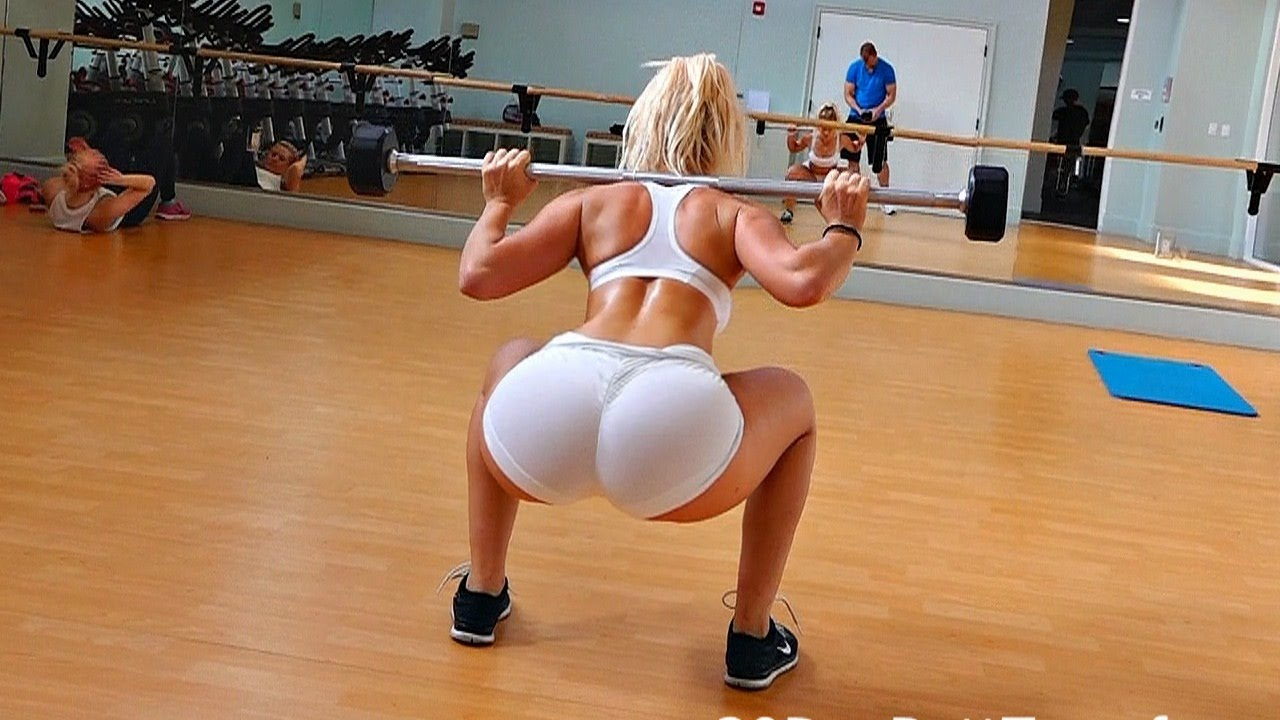 Bigger butt workout