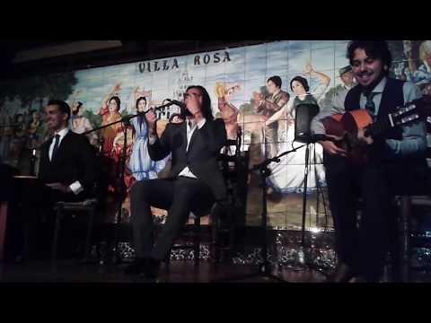 Recital Flamenco Ismael de la Rosa 'El Bola' y Yerai Cortés Villa Rosa 2017