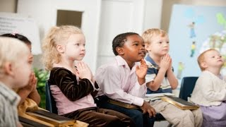 A new study suggests that children brought up in religious househol...