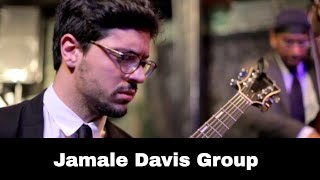 Jamale Davis Group Live at Smalls Jazz Club: Slowboat To Db