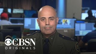 Border Patrol official on spike in apprehensions at southern border