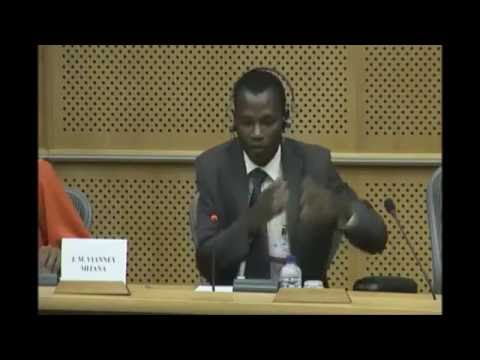 The Education System in Africa: S&D Group Africa Week – Brussels 5 -11 April 2016