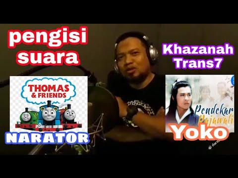 Dubbernya Yoko, Narator Thomas & Friends, Khazanah Trans7 !