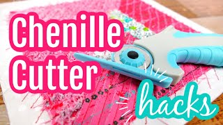 Chenille Cutter Hacks #withme