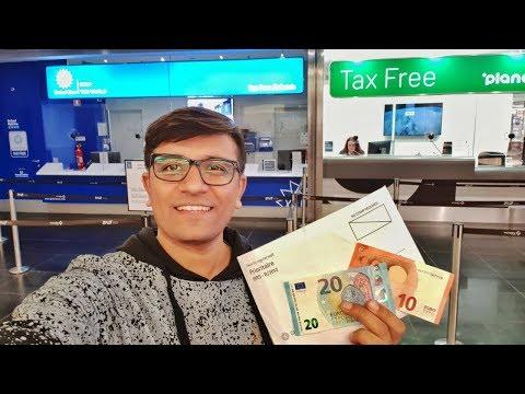How I Got VAT Refunds On Lisbon, Barcelona Shopping